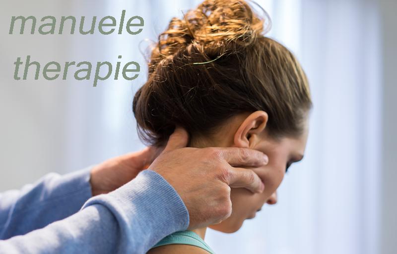 Behandeling van klachten met manuele therapie in Den Haag